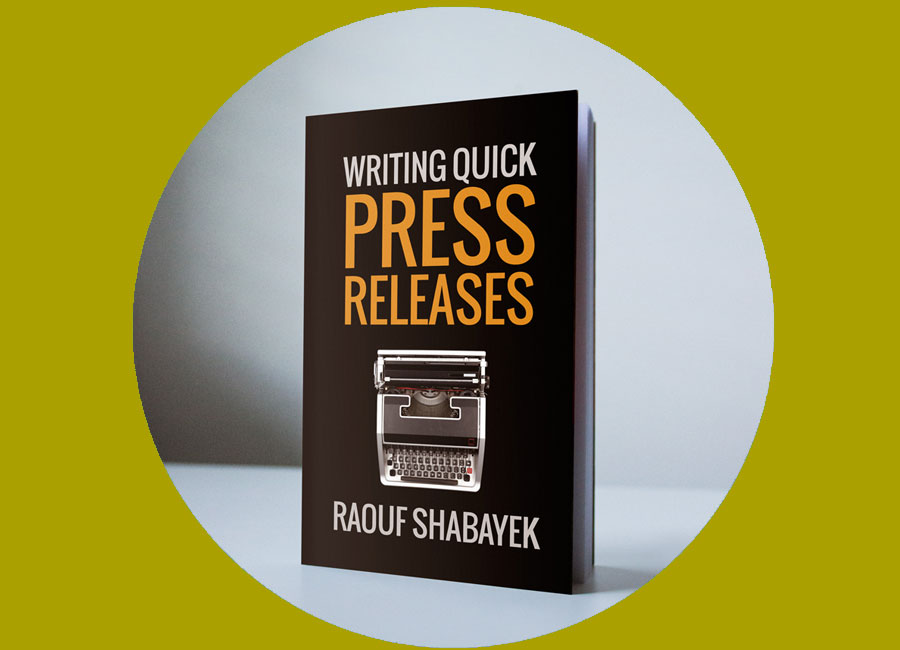 Writing Quick Press Releases ebook cover